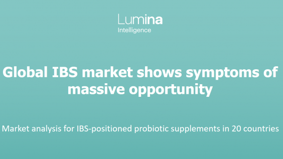 IBS report title slide