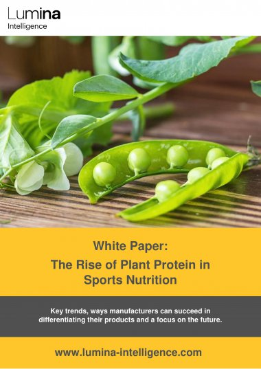 Whitepaper the rise of plant protein