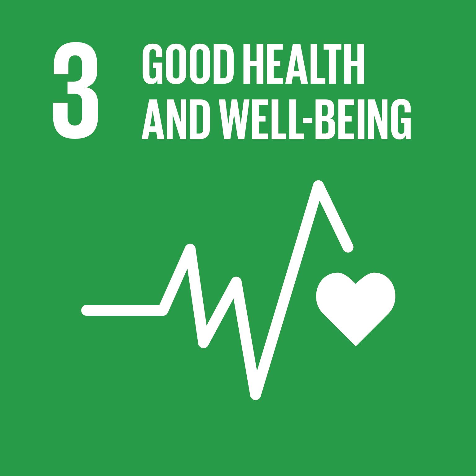 SDG 3 Good Health