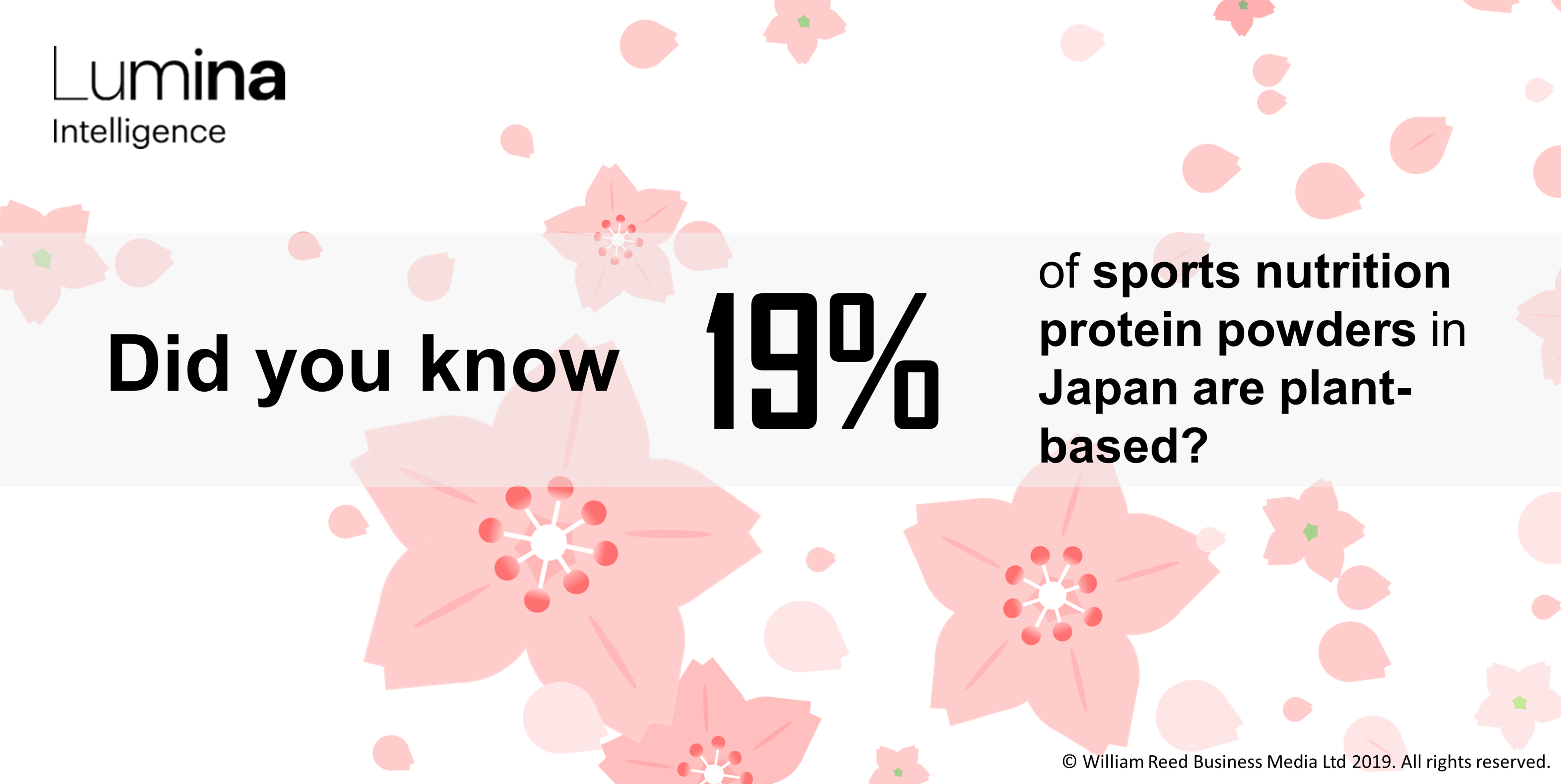 Sports nutrition Japan infographic plant protein