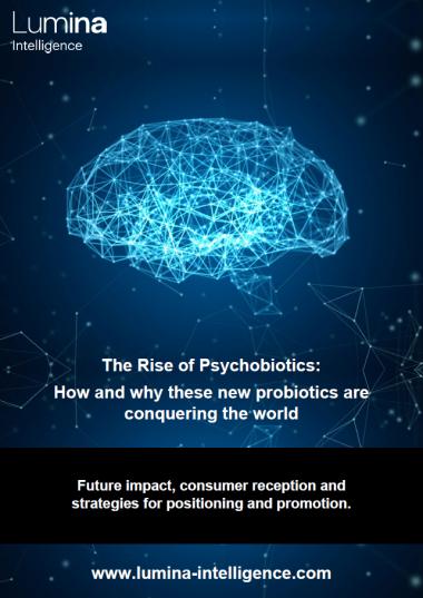 Psychobiotics Front Cover