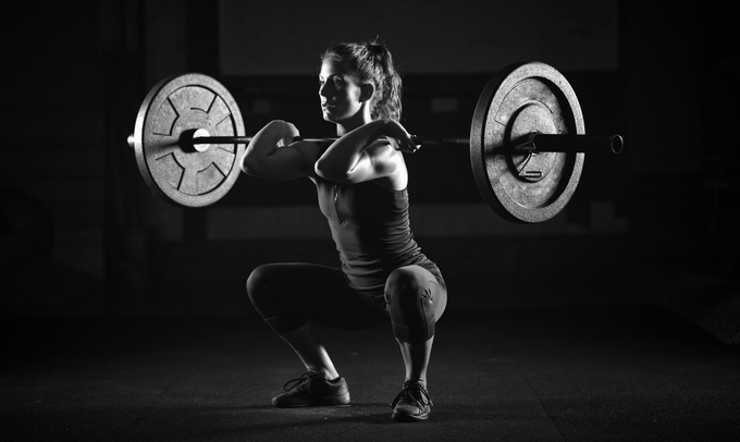 Sports nutrition and women report