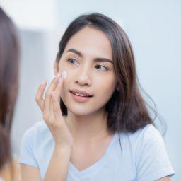 Probiotic cosmetics skin cream