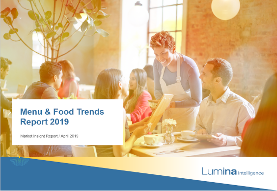 menu food trends report 2019 cover