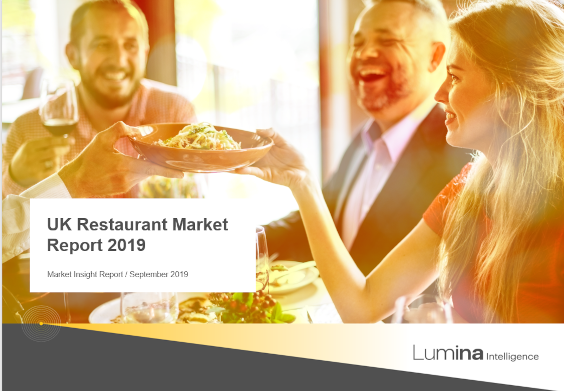 k restaurant market report 2020 cover