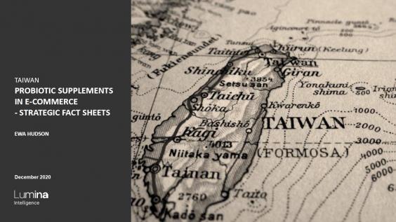 Taiwan Report Title slide